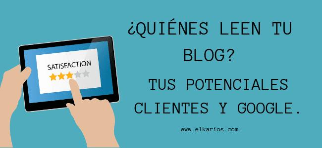 blog clientes google