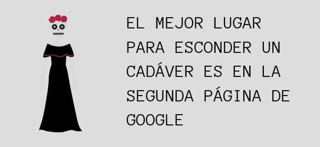 frase google