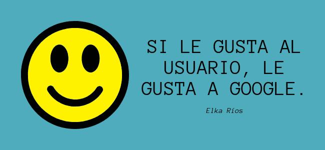 frase usuario feliz