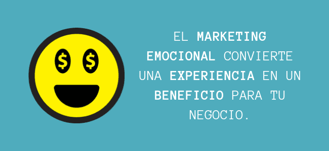 marketing emocional beneficio