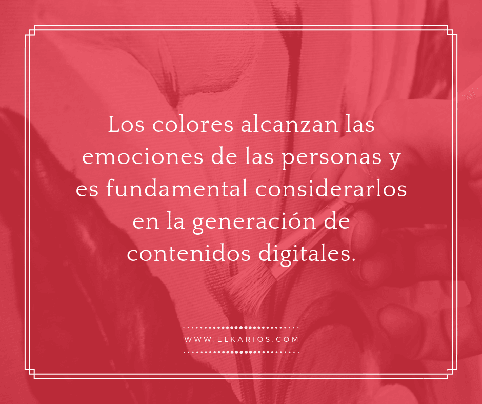 colores content marketing